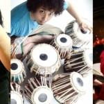 12.8 Tue. ヨシダダイキチ x U-zhaan x サラーム海上「インド音楽トーク&ライブ!」