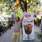 TABILISTA 旅とメイハネと音楽と#05 イスタンブルのエーゲ海料理メイハネ『ジバアリカプ』
