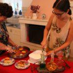 20180624 Cooking Lesson @Vioma, Naxos